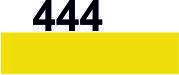 Мулине DMC (Франция) 444 Лимонный, т.