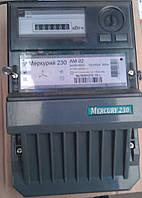 Счетчики электроэнергии Меркурий 230 АМ-01 50 А,3 фазы