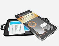 Защитное стекло на экран для iPhone 4, 4s