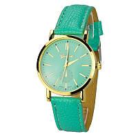 Часы женские Geneva цветная новинка