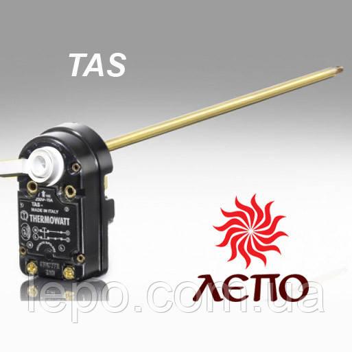 "Термостат TAS терморегулятор Thermowatt (Термоват) для бойлера (Италия) ""с ручкой"""