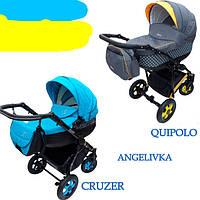Новые модели колясок от УКРАИНСКОГО производителя Angelivka
