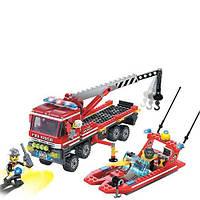 Конструктор Brick Пожарная тревога