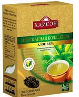 "Чай зеленый Хайсон ""Алое Вера"" 100 гр"