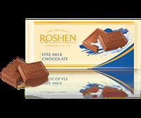 Шоколад Roshen молочний/чорний 90 г
