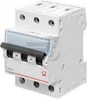 Автоматический выключатель Legrand 404060 TX3P С 40А (6кА) 404060