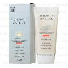Осветляющий солнцезащитный крем Jigott Whitening UV Sun Block SPF 50+/PA+++, 70 мл