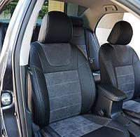 Чехлы на Toyota Corolla (2007-2013)