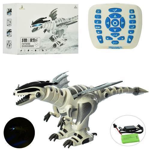 Радиоуправляемый интерактивный динозавр 30368 на аккумуляторе