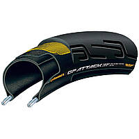 "Покрышка Continental Grand Prix Attack II Front 28""x1.75, 700 x 22C, Фолдинг"