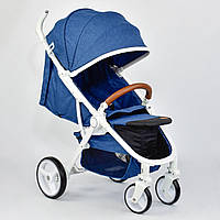 Прогулочная коляска Joy Joy 6881 Navi Blue