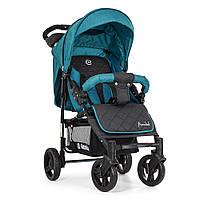 Прогулочная детская коляска «AMULET» ME 1015 L Бирюзовый
