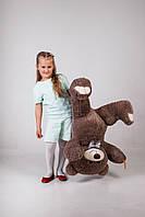 Мягкая игрушка Медведь Джон (110см)Капучино, фото 1