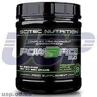 Scitec Nutrition Pow3rd! 2.0 предтреник стимулятор энергетик спортивное питание для тренировок