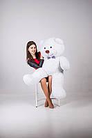 Мягкая игрушка Медведь Бенжамин (135см)Белый, фото 1