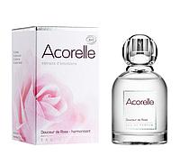 Органическая парфюмерная вода Silky Rose Acorelle, 50 мл