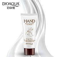 Крем для рук BIOAQUA Rough Skin Tender Hand Cream с протеином молока и воска 80 g