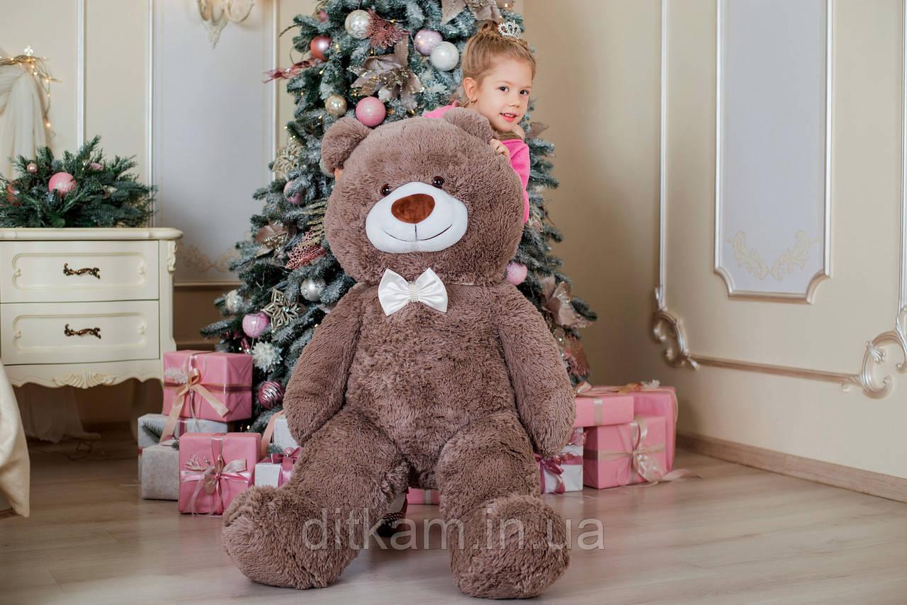 Мягкая игрушка Медведь Бенжамин (135см)Капучино