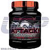Scitec Nutrition Attack 2.0 предтреник стимулятор энергетик спортивное питание для тренировок