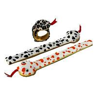 Детский браслет-змея