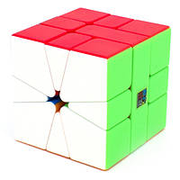 Механічна головоломка Скваєр MoYu MoFangJiaoShi Square-1, фото 1