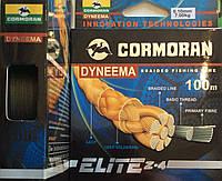 Шнур Dyneema Cormoran Elite-4 100m 0.10-0.5