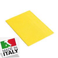 Стоматологические нагрудники салфетки ASA DENTAL (Италия) - 500 шт/уп, желтые