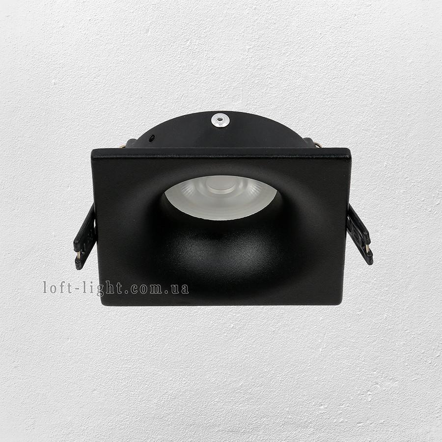 Точечный врезной светильник   905-8805 BK