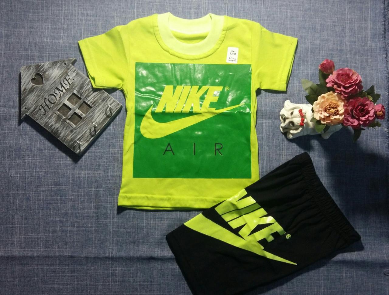 Модный детский спортивный костюм Nike