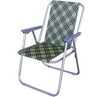Раскладное кресло «DES 1001» (клетка), фото 1