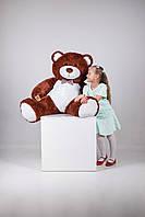 Мягкая игрушка Медведь Билли (150см)Шоколадный