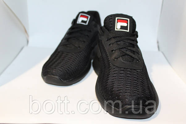 Кроссовки сетка черная , фото 2