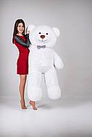 Мягкая игрушка Медведь Джеральд (165см)Белый