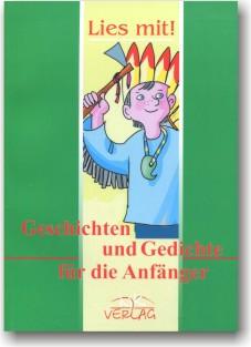Оповідання та вірші для початківців. Книга для читання німецькою мовою