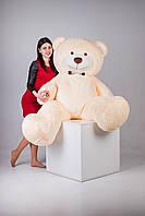 Мягкая игрушка Медведь Ричард (200см)Персиковый