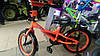 "Велосипед 2-х кол. Azimut Street Crosser 16"" графит, фото 7"