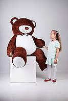 Мягкая игрушка Медведь Ричард (200см)Шоколадный, фото 1