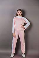 Жіночий спортивний костюм. Рожевий.