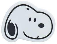 Попсокет Popsocket (Держатель для телефона) Unipha ART610 3D Собачка Белый (299486)