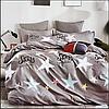 Подростковый комплект постельного белья Звезды