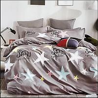 Подростковый комплект постельного белья Звезды, фото 1