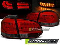 Оптика задняя, фонари на VW Golf 6