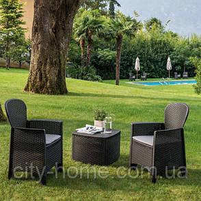 Комплект мебели Tree Set антрацит, фото 2
