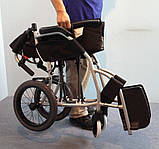 KARMA 2501 Легкая складная коляска для транспортирования пациента, фото 6