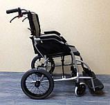 KARMA 2501 Легкая складная коляска для транспортирования пациента, фото 4