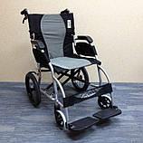 KARMA 2501 Легкая складная коляска для транспортирования пациента, фото 3