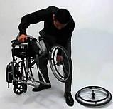 KARMA 2501 Легкая складная коляска для транспортирования пациента, фото 8