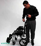 KARMA 2501 Легкая складная коляска для транспортирования пациента, фото 9