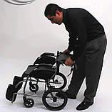 KARMA 2501 Легкая складная коляска для транспортирования пациента, фото 10