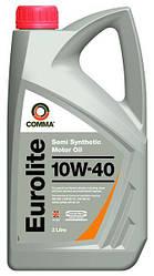 Масло моторне (2L) Eurolite 10W40 (напівсинтетична)